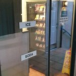 Ice machine and late night vending