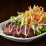 BBQ Steak Salad