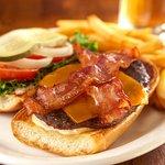 Bacon Mikeburger