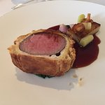 Hauptgang Filet Wellington