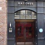 Bacchus (entrance)