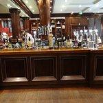 Bacchus (central bar)