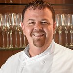 Chef Andrew Chadwick creates innovative menus for ocean view Sea Glass