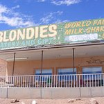Blondie's Front Entrance