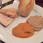 Bread and Hummus