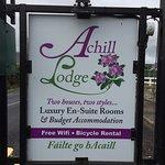 Foto de Achill Lodge