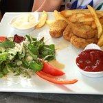 Abendessen im Ristorante del Mare