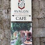 Foto di Avalon Boutique Suites Hotel