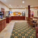 Holiday Inn Express Gibson Foto