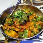 Tandoori Vegetarian Main Dish