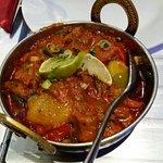 Goa Lamb Main Dish