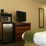 Our spacious accessable rooms meet all ADA requirements