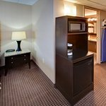 Holiday Inn Express Palatine-Arlington Hts Chicago NW-King exec.