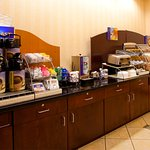 Foto di Holiday Inn Express Syracuse Airport