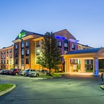 Photo de Holiday Inn Express Auburn