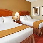 Holiday Inn Express Pineville Foto