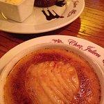 Amazing desserts at Chez Julien!