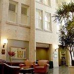 Crockett Hotel Lobby