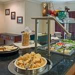 Evening Manager's Social Buffet with Complimentary Beer & Wine