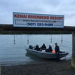 Fishing on the Kenai River.