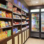 Convenience store on site