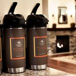 Start your day with our gourmet coffee