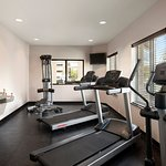 Fight jet lag with our well appointed fitness center