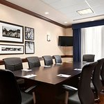 Boardroom available for meetings up to 12 people