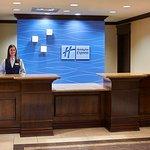 Holiday Inn Express Hotel & Suites Huntsville Foto