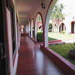 Bild från Hotel Hacienda Inn