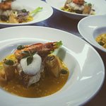 Foto de Ariadne Beach Restaurant