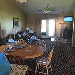 Ptarmington Units, golf course views