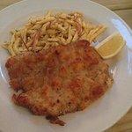 Schnitzel with Spätzle - Delicious!