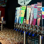 More than twelve different beers are waiting for you.