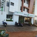 Hotel greencourt new option in mysore