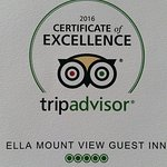 Photo de Ella Mount View Guest Inn