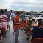 On the Island Queen Ferry to Martha's Vineyard