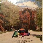 Foto de Twin Peaks Lodge & Hot Springs