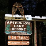 Foto de Afterglow Lake Resort
