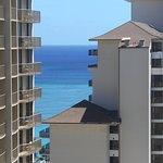 18th floor fire escape, Aloha Tower