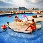 Lake Powell Resort Swimming Pool