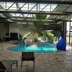 Indoor Pool. Very nice!