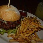 Hamburger in San Salvador - Rustico Bistro
