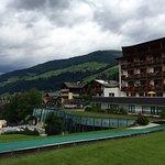 Alcuni scorci dell'hotel Family Resort Rainer
