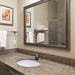Our spacious Guest Bathroom