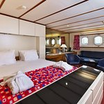 Suite Deluxe Room at SS Rotterdam