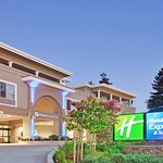 Foto de Holiday Inn Express Santa Cruz