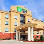 Holiday Inn Express Hotel & Suites Van Buren-Ft Smith Area Foto