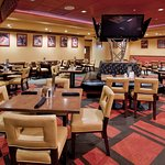 Catch all the action at The Sporting News Grill