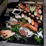 Omakase 50 pz - mix sushi e sashimi